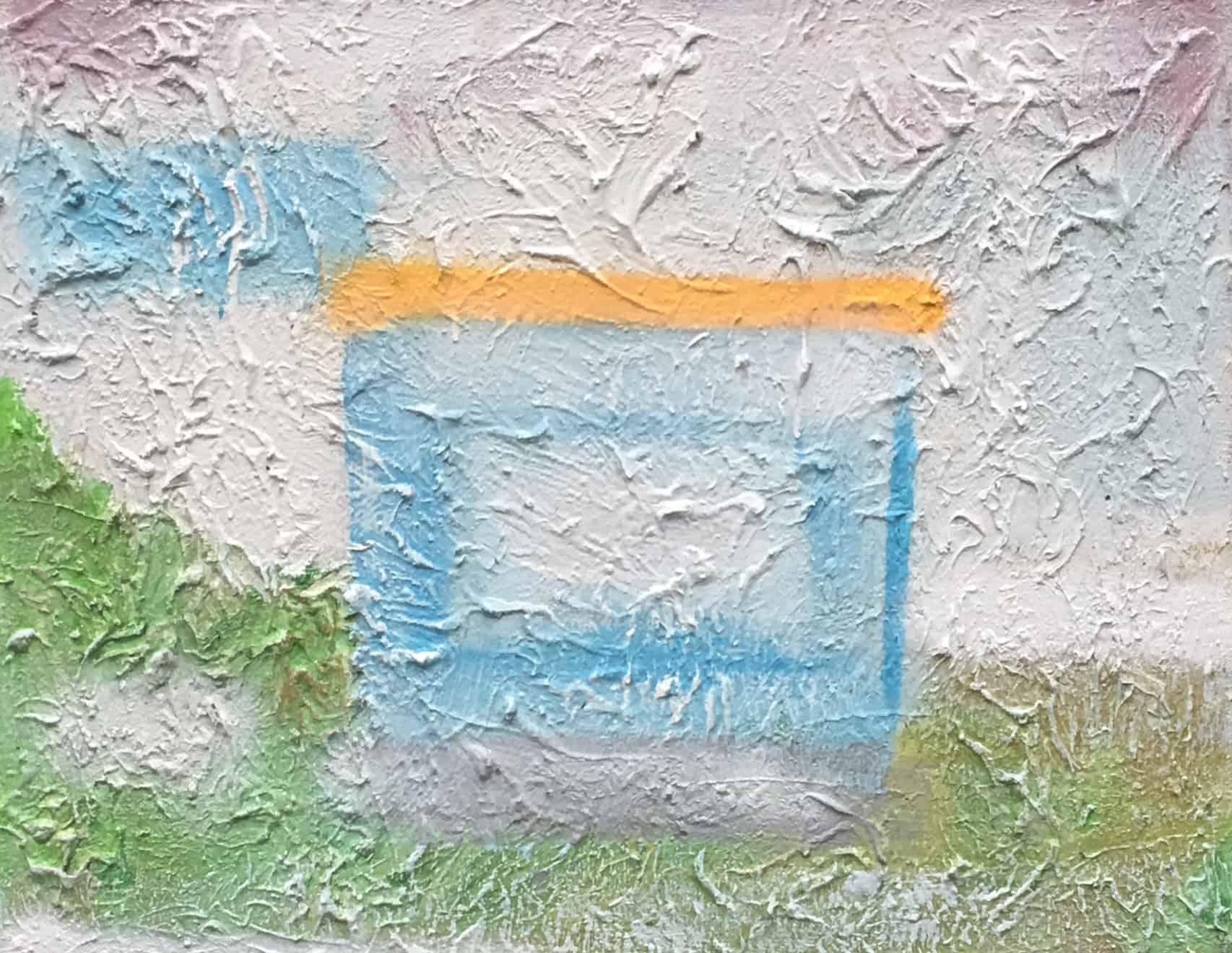 Blue Barn #1